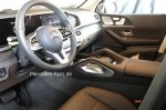 Вот таким будет интерьер нового Mercedes-Benz GLE
