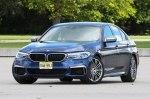 Новая «пятерка» BMW получит двигатель от 8-й серии