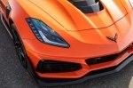 Chevrolet Corvette оснастят активной аэродинамикой