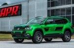 Volkswagen Teramont получил 350 «лошадей» и оффроуд-пакет