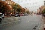 В Киеве из-за репетиции парада ко Дню независимости ограничат движение транспорта