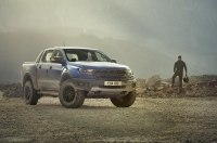 Новый Ford Ranger Raptor: премьера на Gamescom