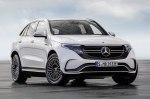 Mercedes-Benz раскрыл первый электрический кроссовер