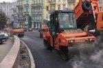 В Украине впервые несколько областей выполнили годовой план ремонта дорог на 90% уже в августе