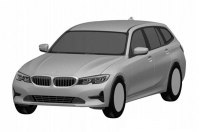 Новая BMW 3 Series Touring будет показана в Женеве