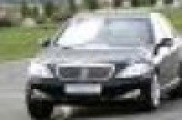 Mercedes-Benz S-Guard: закованный в броню