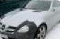 Обнародованы шпионские фото Mercedes-Benz SLK