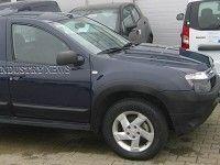 Dacia Duster ���������� � �����
