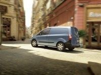 ����� Ford Transit Courier ��������� �������� � ���� ������� ����������� � ����������������
