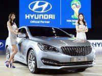 Hyundai �������� ���� ����� Grandeur � Genesis ����� �������