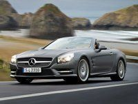 Mercedes-Benz SL �������� ����� ������������ ������� � ���