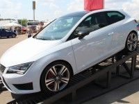 VW Fest 2014 � ����������� Leon CUPRA � ����� ������� SEAT