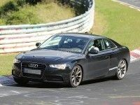 ����� Audi A5 Coupe �������� �� ������