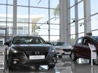 ����� ������� ��������� ���������� ��������� ������� �� ������� Mazda