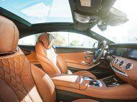 ������ ���������� Mercedes-Benz S-Class ������� �� 3D-��������