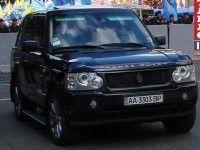 ���� ����� ������� ����������������� ������� - ������� ���� Range Rover