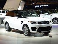 �� ����-2014 �������� ������������� Range Rover Sport
