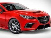 Mazda3 MPS ������� ������ ������