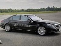 ��������� ���� Mercedes-Benz S 500 Plug-In Hybrid � ��������������