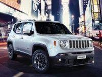 Jeep ����������� �������������� Renegade ��� ������