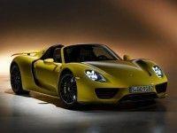 Porsche ������� ������������ 918 Spyder