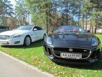 ����-����� ���������� ���� Jaguar Land Rover � �������� ������� Riviera Villas