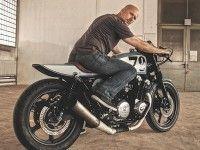 ���� ������ Honda CB900F Bol d�Or