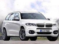 BMW 7 ����� �� ����� ������� ��� ������������ X7