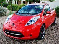 �������� Nissan ���������� ���������� Leaf � �����