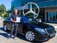 ��������� �� Mercedes � �������� ����������� ���������� � ���
