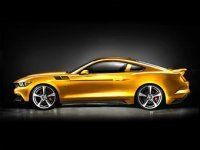 ����� Saleen ������� Ford Mustang 649-�������