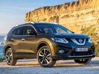 ����� Nissan X-Trail ������� ���������� ������