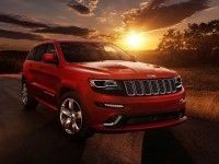 Jeep Grand Cherokee SRT ����������� � Trackhawk