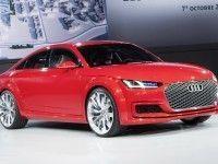 �������� Audi �������� ����������� ������ TT