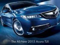 Acura TLX ���� ������� � ���