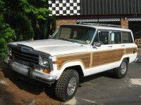 Jeep �������� ������� ����������� Grand Wagoneer