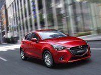 ��������� ����������� � ����������� ������ Mazda2