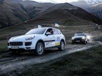 ������� Porsche Performance Drive 2014: ��������� ���������!