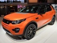 ���������� ������������ Land Rover Discovery Sport