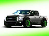 ������� � ������� ��������� ��� ���������� Ford F-150