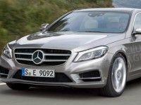 ����� Mercedes E-Class ������� ������ Plug-in Hybrid
