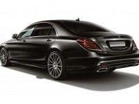 � ������ ������������ ���������� Mercedes S 550 Premium Sports