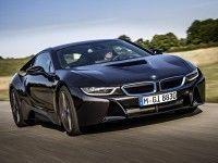 BMW i8 ������� ������������ ������