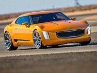 �������� Kia GT � GT4 Stinger ����� ����� �� ������