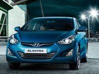 ������� ������� Hyundai Elantra ��������� 10 ��� �����������