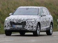 ����� ��������� Audi Q7 ������� ��������� ������