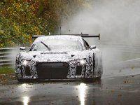 �������� Audi R8 ������ ��������� ������ �� �����������