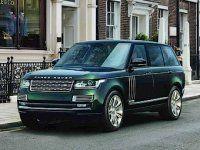 ���������� ���������� ������� ������� ����� ������� Range Rover