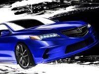 Acura ���������� ������������� TLX �� ������� SEMA