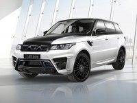 Larte Design ��������� � ������ ������������� Range Rover Sport Winner
